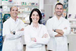 Trabalho intermitente para farmacêutico