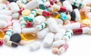 Remédios de pressão alta recolhidos