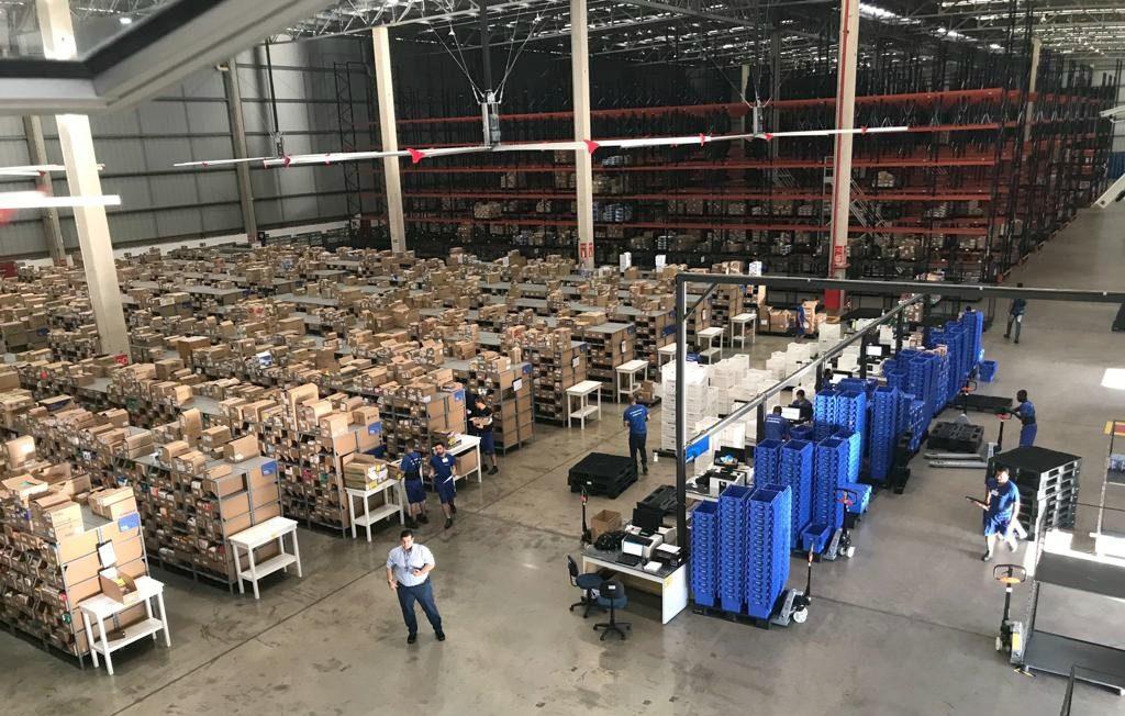 Pague Menos inicia operações no centro de distribuição em Minas Gerais