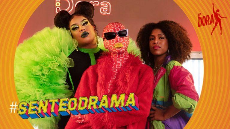 """Doranlgina lança campanha """"Sente o Drama"""""""