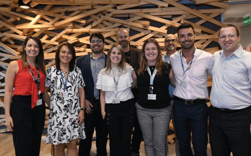 Empresas vencedoras do programa de aceleração