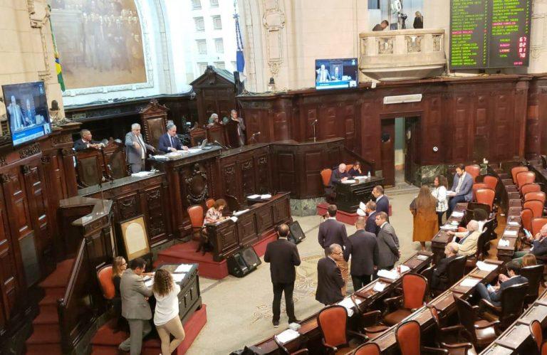 Votação do PL 1481/2019