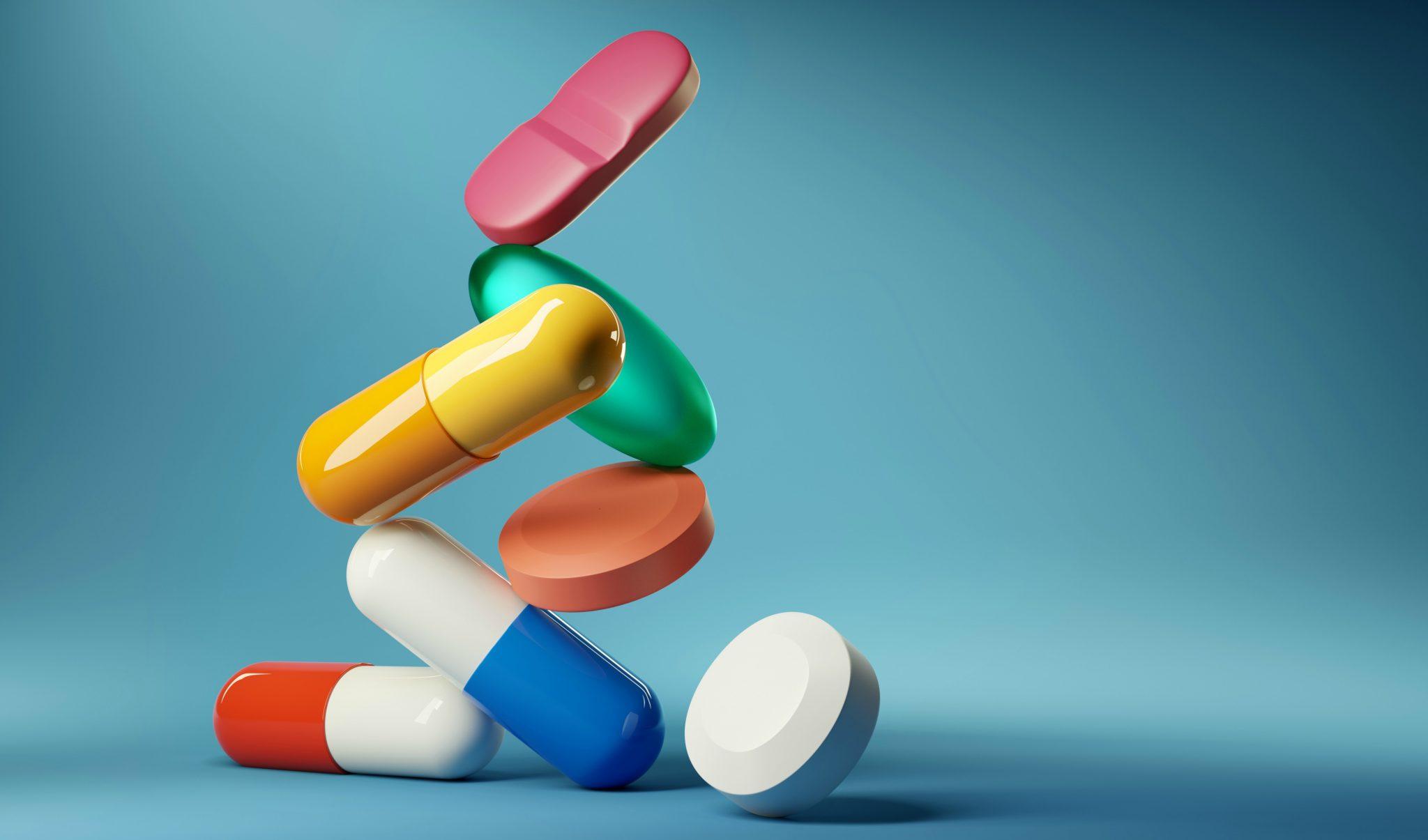 Medicamentos sintéticos