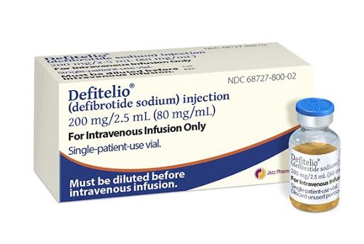 Anvisa alerta para falsificação de medicamento Defitelio
