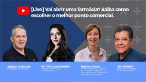 Farma Contábil fará live sobre a importância do ponto comercial