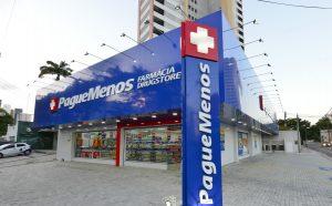 Pague Menos planeja abrir 500 novas lojas