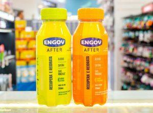 Engov After ganha prêmio por sua embalagem