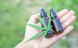 Patente de medicamento à base de canabidiol