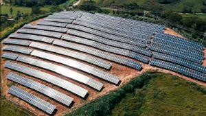 Venancio inaugura usina solar