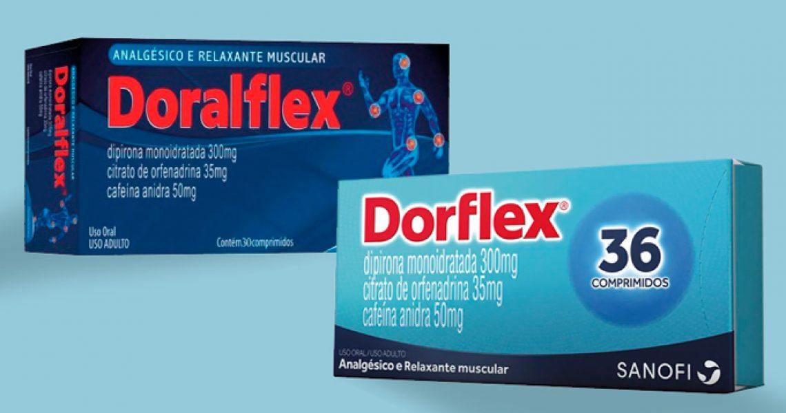 Doralflex e Dorflex