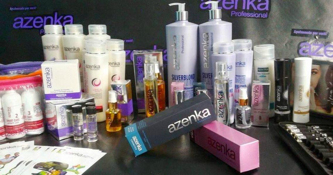 Azenka começará a comercializar produtos em farmácias físicas e online
