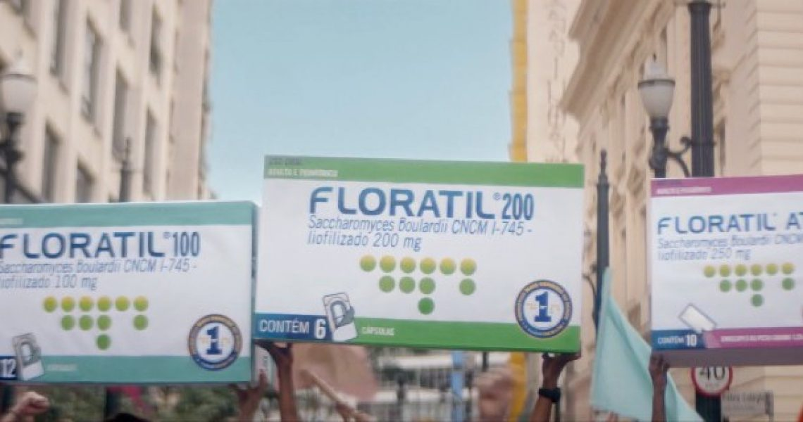 Campanha de Floratil
