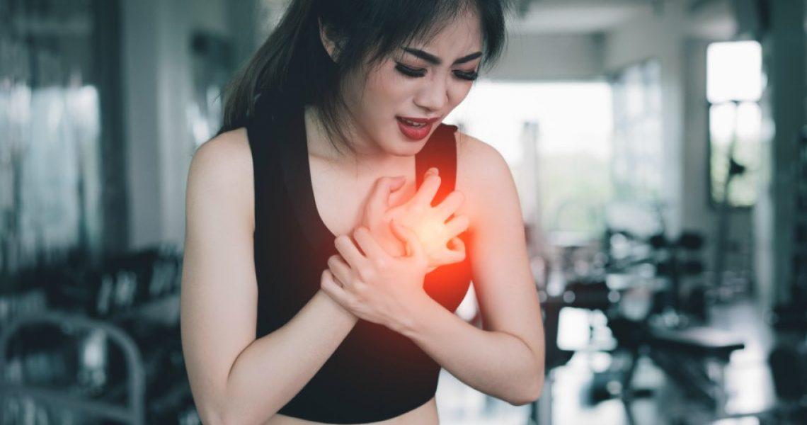 Colesterol alto pode levar a infartos