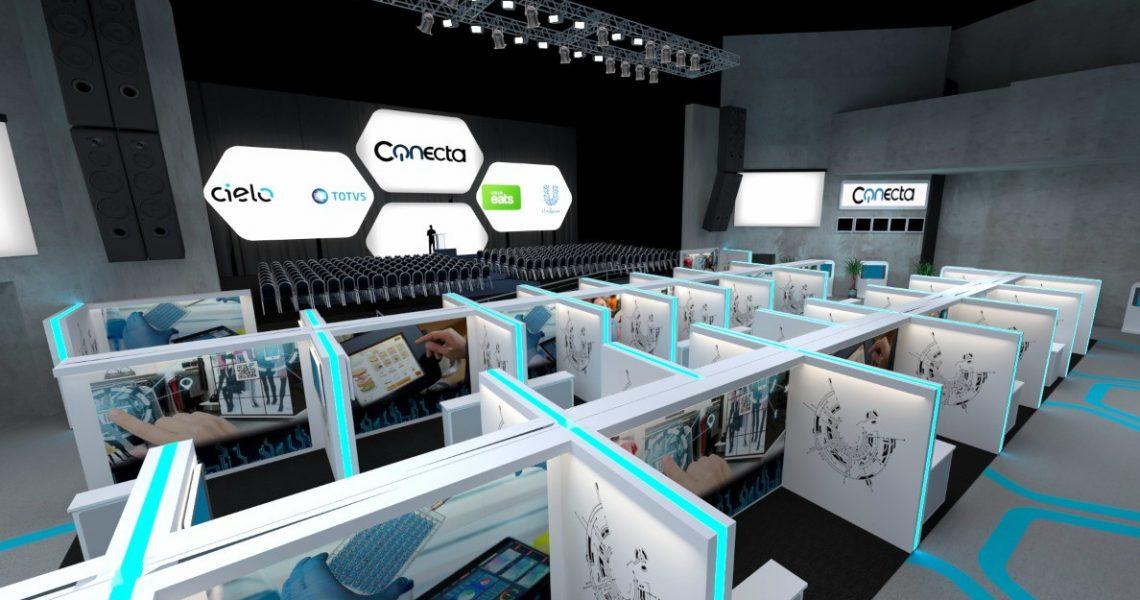 Conecta 2019 traz soluções tecnológicas para o varejo