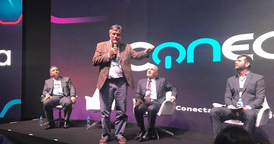 Cerimônia de abertura do Conecta Varejo