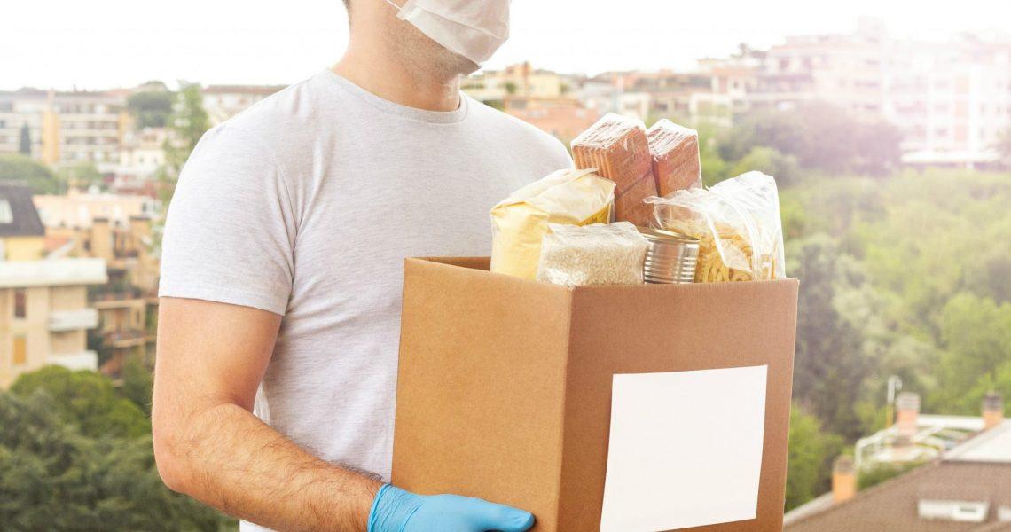 CIMED e Farmarcas arrecadam 10 toneladas de produtos para cestas básicas