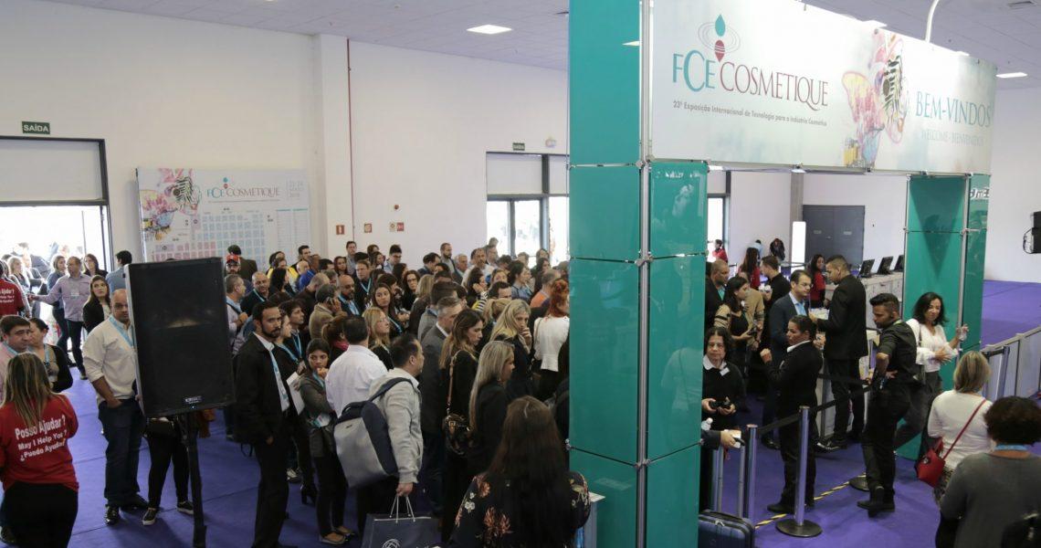 FCE Pharma e Cosmetique 2021 são adiadas