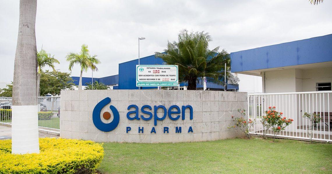 Aspen Pharma ajuda crianças
