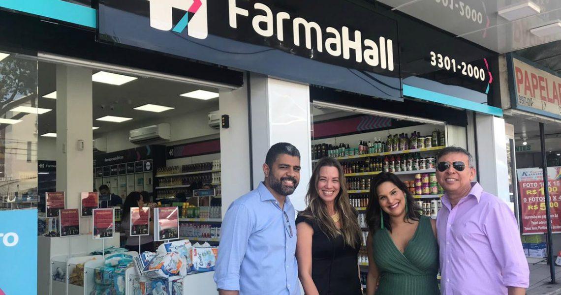 FarmaHall inaugura nova loja em Vila da Penha