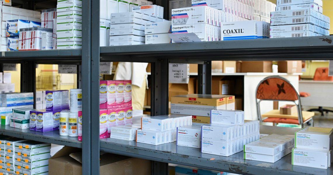 Brasil não tem força de insumos para produção de medicamentos