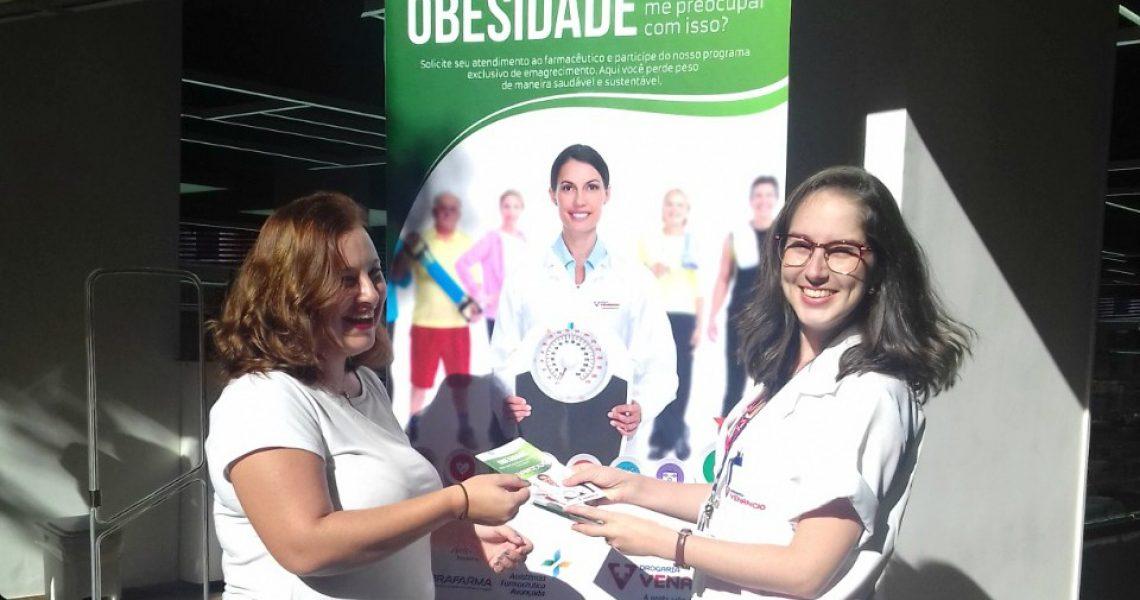 Foto: Ação da Drogaria Venancio (Divulgação)