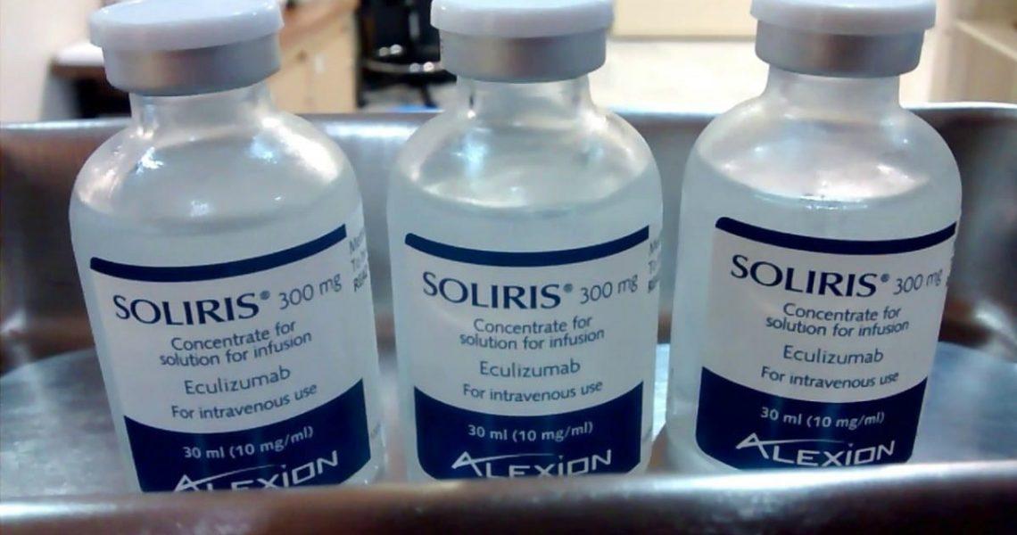 Soliris tem novos lotes falsificados