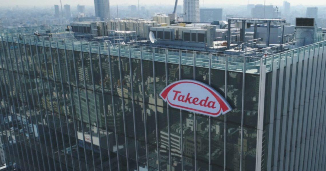 Prédio da Takeda