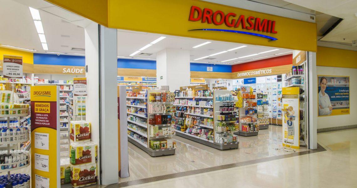 As farmácias da rede D1000 tiveram um prejuízo de 186% no segundo trimestre de 2020