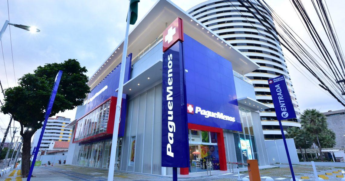 Pague Menos amplia serviços farmacêuticos para 70% das lojas